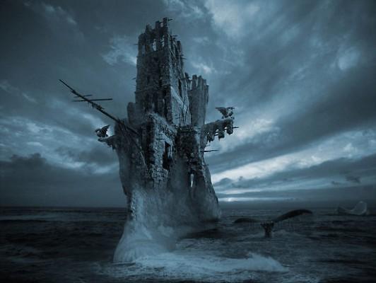 10 кораблей-призраков :: Fact-Planet.ru - интересные факты